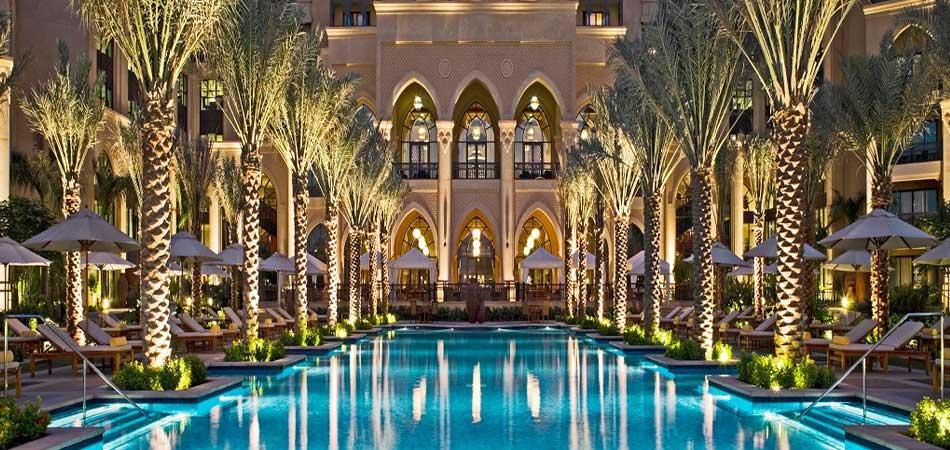Dubai old town palace
