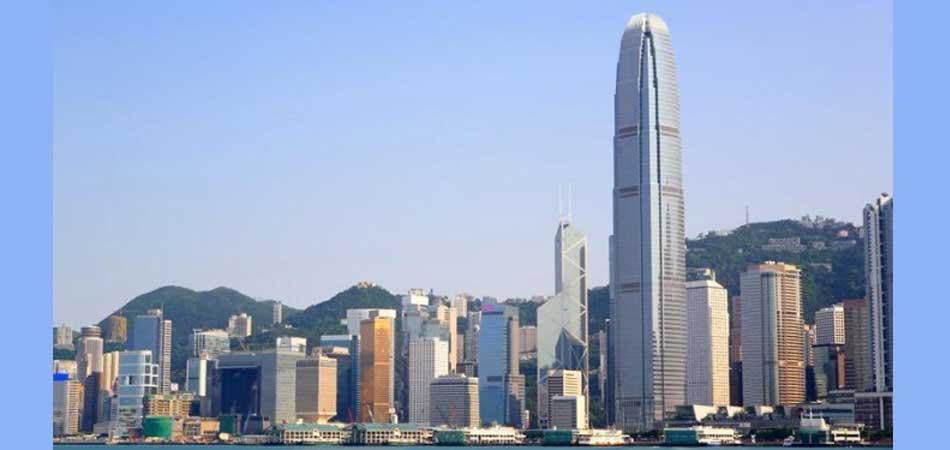 HK-skyscraper