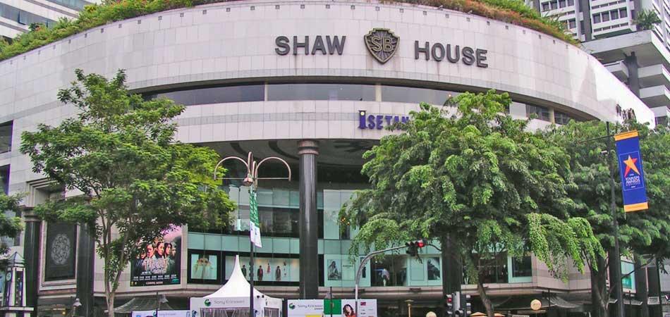 sg shaw house