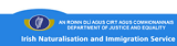 Irish naturalisation and immigration service - department of justice and equality