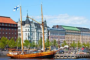 Finland business registration advantage