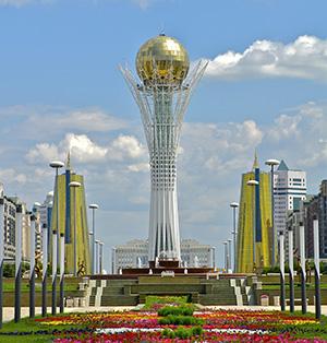 Kazakhstab business registration advantage