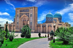 Uzbekistan doing business guides - road to success