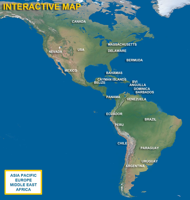 Americas incorporation