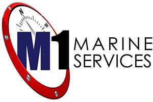 marine service logo