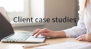 Client case studies