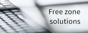 Free zone solutions cover