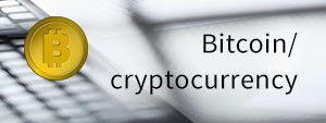 Bitcoin/crypto-currency cover