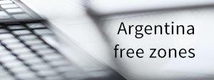 Argentina free zones cover