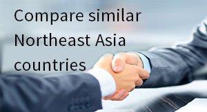 Compare similar Northeast Asian
