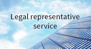 Legal representative service