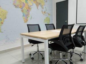 Photo of Malaysia office boardroom