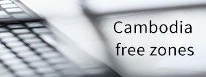 Cambodia free zones cover