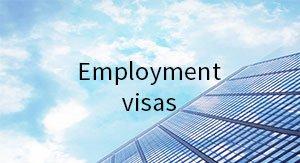 Employment visas