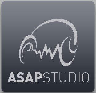 company logo for ASAP Studio OG Austria.