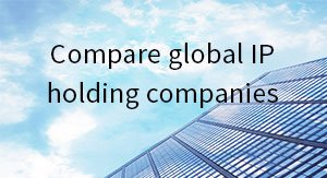 Compare global IP holding companies