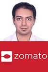 our client - zomato