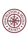 company logo for The Shackleton & Selous Society