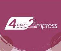 company logo for 4sec2impress