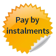 pay fee by instalments
